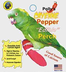 Cayenne Pepper perch